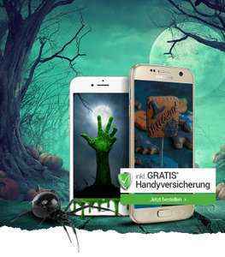 Samsung Galaxy S7 Edge + 1,5GB LTE 225 Mbit/s + Allnet-Flat 39,99/Monat