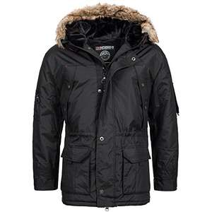 Geographical Norway - Modell: Alaska + Chir  - Herren Winterjacke mit 20€ Rabatt auf Amazon.de