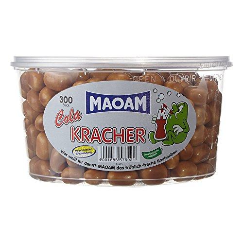 Maoam Cola Kracher, 3er Pack (3 x 1.2 kg Dose) für 9,99€ mit Prime Only