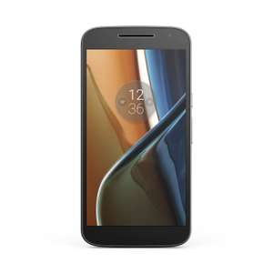 Lenovo Moto G4 LTE (5,5 FHD IPS, Snapdragon 617 Octacore, 2GB RAM, 16GB intern [inkl. Fusion Storage], 13MP + 5MP Kamera, 3000mAh inkl. TurboPower, Android 6 -> 7) für 170,44€ [Amazon.co.uk]