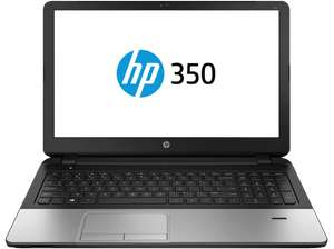 HP 350 G2 (15,6 HD matt, i5-5200U, 4GB RAM, 750GB HDD, AMD R5 M240 mit 2GB, DVD-Brenner, Wartungsklappe, Win 7 Pro -> 10 Pro) + Office 365 für 333€ - 10% Masterpass [Saturn]