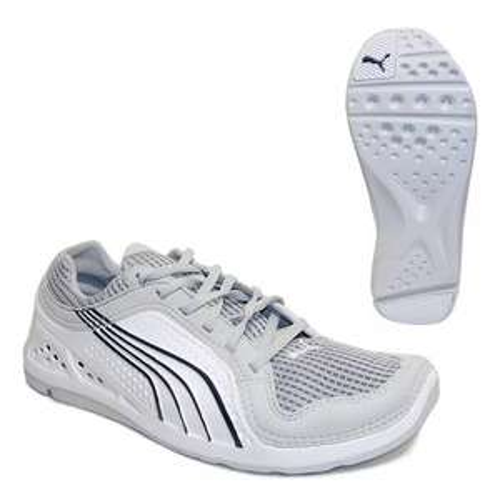 Puma L.I.F.T. Racer Schuhe (grau - weiß) für 25,99€ frei Haus im Dealclub