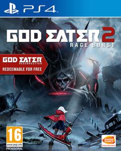 [zavvi.com] God Eater 2 - Rage Bust (PS4) für 28,49€