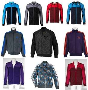 ADIDAS FIREBIRD JACKE TRACK TOP SUPERSTAR ESS WINDJACKE SPORTJACKE TRAININGSJACKE @Ebay WOW 1 Mai  29,99€