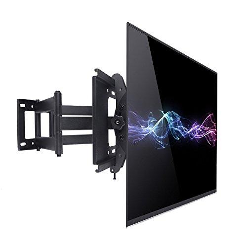 bei Amzon TV Wandhalterung VESA 600 x 400 30 bis 62 Zoll bis 40kg für 20,99€
