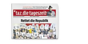 taz. die tageszeitung - Ausgabe vom 1.11. als kostenloses ePaper (Allerheiligen) + Optional 14 Tage Probeabo