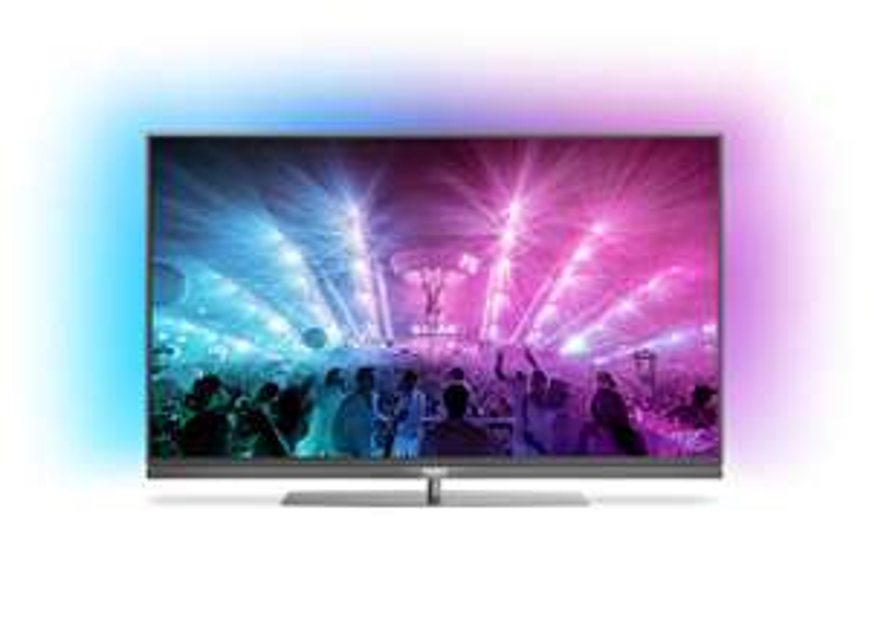 Philips 4K UHD AndroidTV 3seitiges Ambilight - 55PUS7181 für 937€ (+ggfs. Versand 39,90€) - Saturn und Mediamarkt: [Online & Offline]