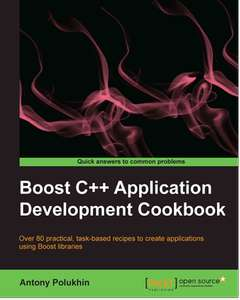 Boost C++ App Dev Cookbook [packtpub Verlag]