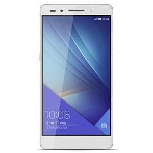 Honor 7 Fantasy Silber / Android / 16 GB / 5,2 Zoll / Paypal / Mit 5 € Newsletter
