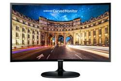 Samsung C24F390FH Monitor 59,8cm 24 Zoll Full-HD Curved