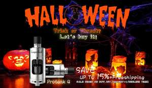 Halloween Sale bei Legendgadget