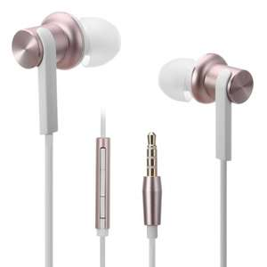 Original Xiaomi Mi 4 In-Ear 3.5mm Hybrid Dual Drivers [Everbuying]