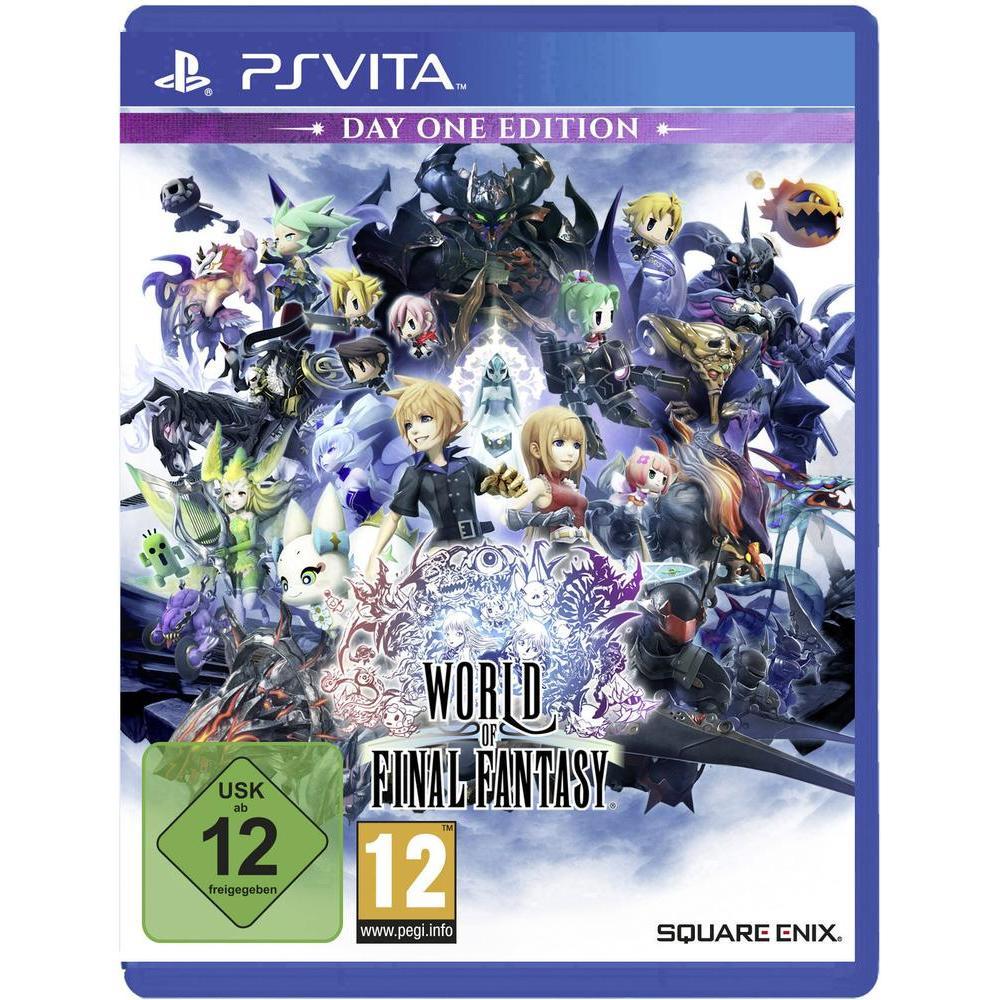 [Conrad] World of Final Fantasy (PS VITA) für 29,44€ inkl. Versand