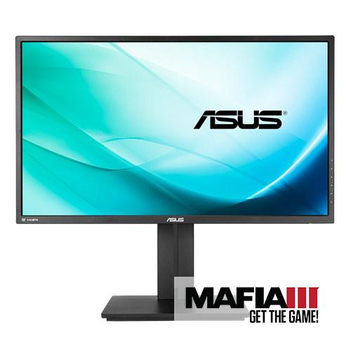 "[Office Partner] Monitor Asus PB277Q 68,47 cm (27"") 1ms + Mafia 3 Aktion"
