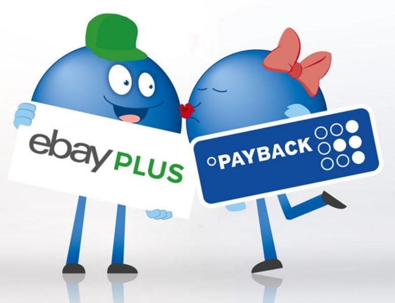 Ebay Plus 30 Tage Gratis testen und 300 Payback Punkte bekommen