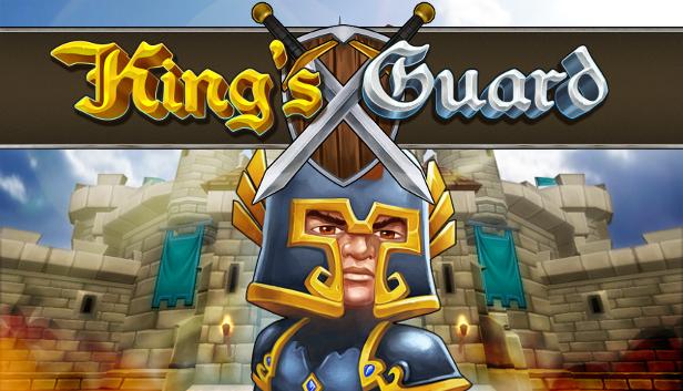 [STEAM] King's Guard TD (3 Sammelkarten) [NEU - Aufgefüllt] @Gleam