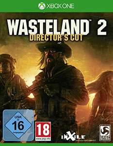 [Amazon Prime] Wasteland 2 - Director's Cut XBox One