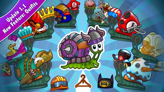 [Android] Snailbob2 mit der App Spiel des Tages freischalten und 3,96€ sparen :-)