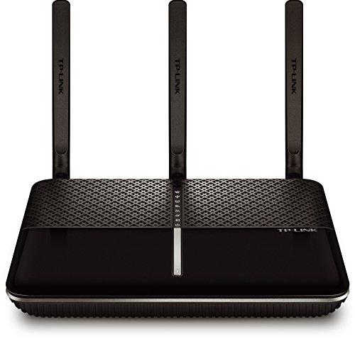 TP-LINK Archer VR600v für 99€ - Modemrouter mit VDSL/ADSL, kompatibel mit Telekom/1+1/Vodafone u.a.,Beamforming, DECT Basis und Mediaserver