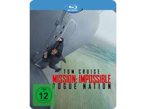 [MM] Mission Impossible – Rogue Nation (Steel-Edition) [Blu-ray] für nur 11€ bei Filialabholung