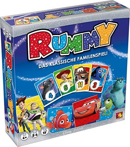 Disney Rummy Asmodee Brettspiel für 4,05€ als [Amazon Plusprodukt]