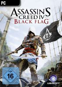 Assassin's Creed IV: Black Flag [PC Download] für 5,99 EUR