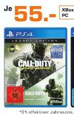 [Lokal Saturn Ludwigsburg] Call of Duty: Infinite Warfare - Legacy Edition (PS4 und XBox One) für je 55,-€ ab 04.11