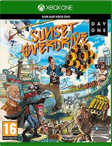 Sunset Overdrive [ONE] Day One Edition bei gameware.at