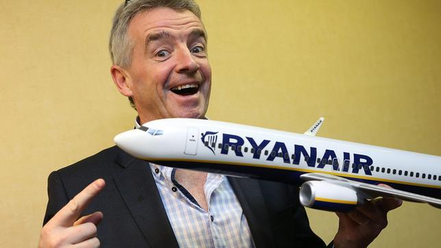 Ryanair: Flüge von Frankfurt Rhein-Main nach Alicante, Faro, Malaga und Palma de Mallorca pro Strecke ab 9,99 Euro