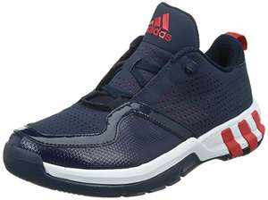 adidas Performance Post Up 2 Herren Basketballschuhe Blau (ballside)