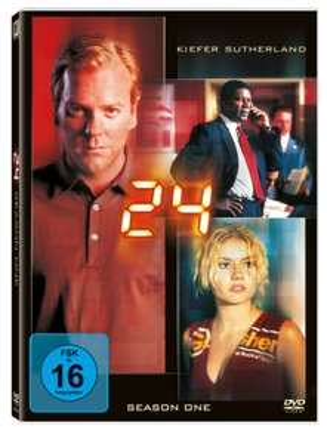 24 - Staffel 1 (6 DVD) für nur noch 6 € bei Amazon