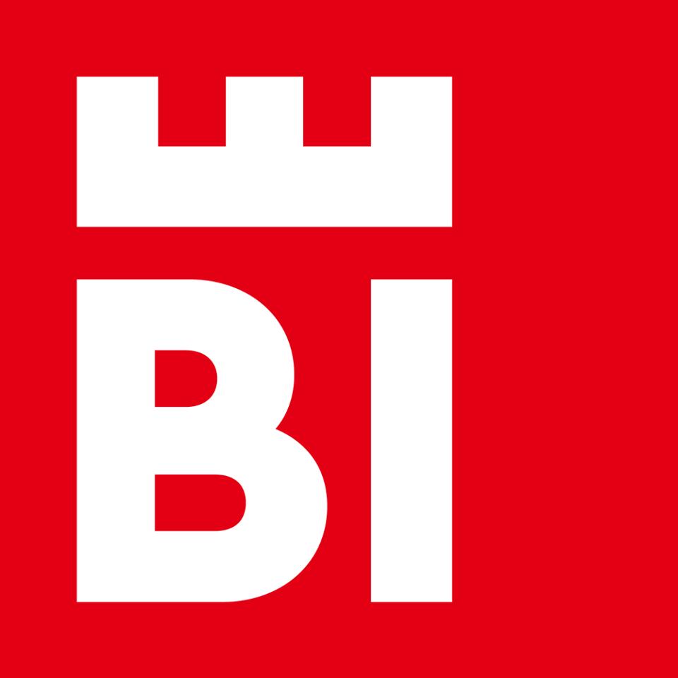 [Lokal Bielefeld] Aufkleber Bielefeld-Logo gratis