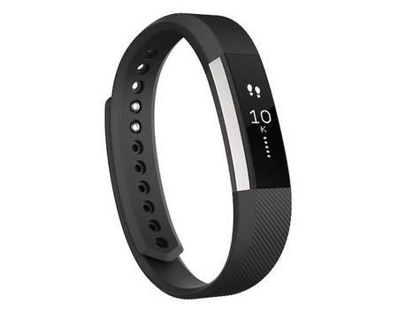 FITBIT Alta, Fitness-Armband, Unisex, Größe S: 14-17 cm, Schwarz