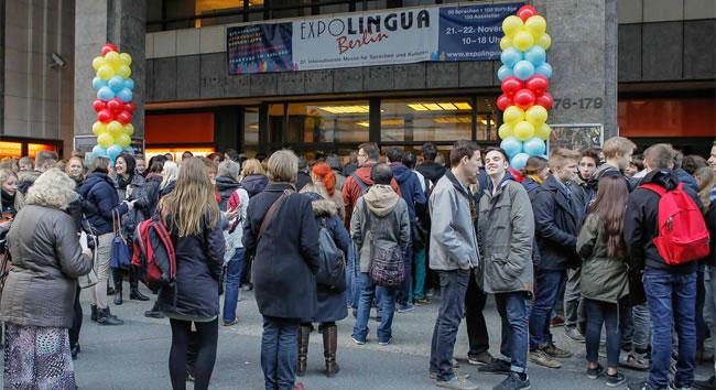 [Berlin] Freikarten für die EXPOLINGUA (18. - 19.11.2016)
