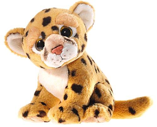 Amazon - Heunec 235878 - MI Classico Leopard mit Glitzeraugen für 4,36€