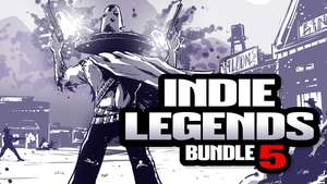 Indie Legends 5 Bundle, alle STEAM, 3,79€, Bundlestars