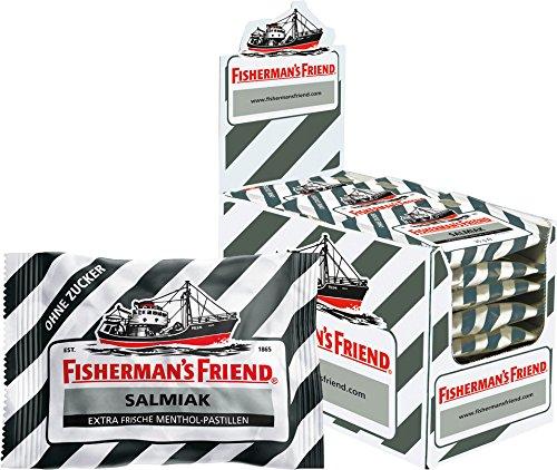 Fisherman's Friend Salmiak ohne Zucker, 25 g