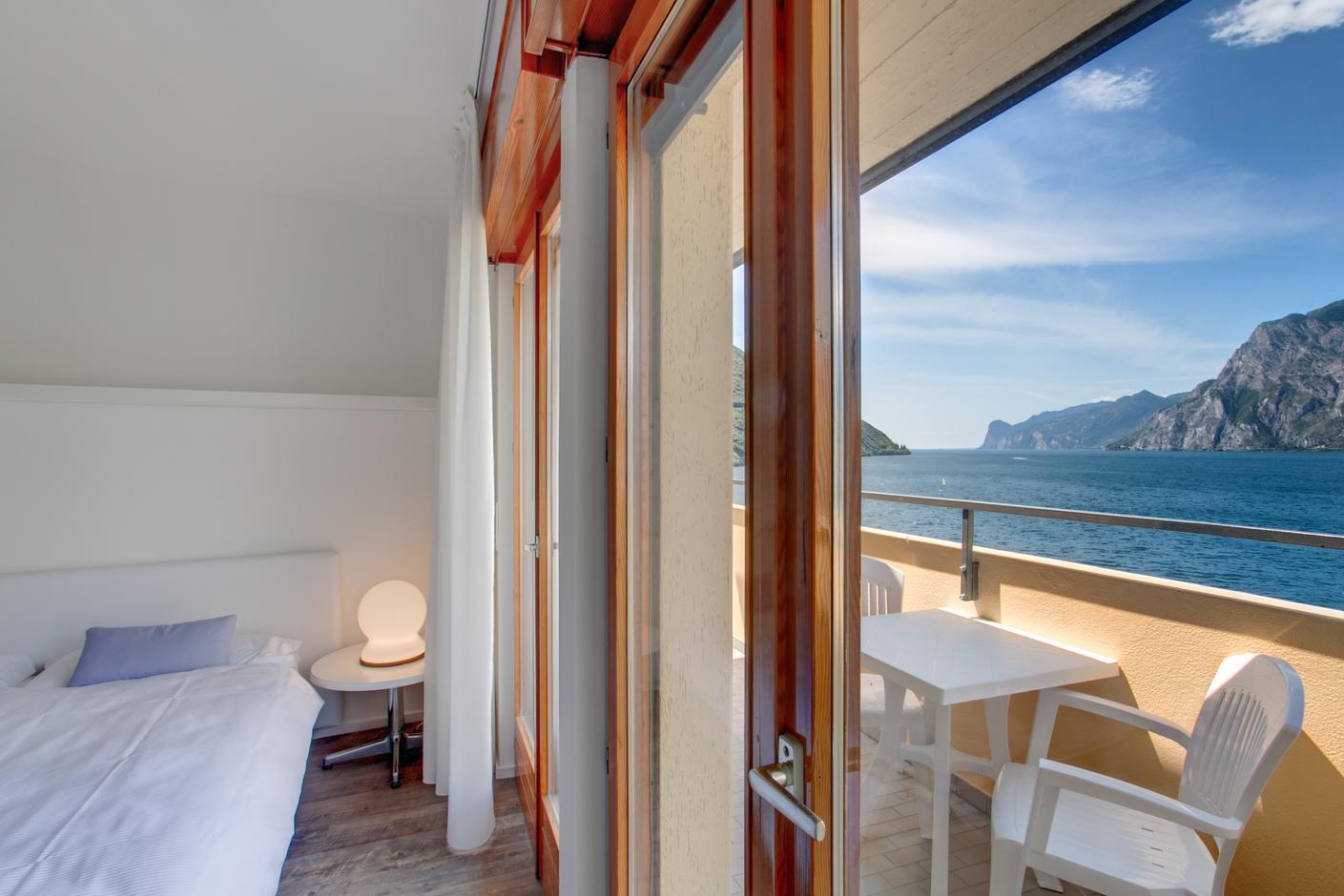 [TRIVAGO] Kostenloses DZ Appartement in Torbole, Gardasee