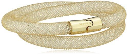 29% off / Swarovski Damen-Armband Metalllegierung Glas gold 508983