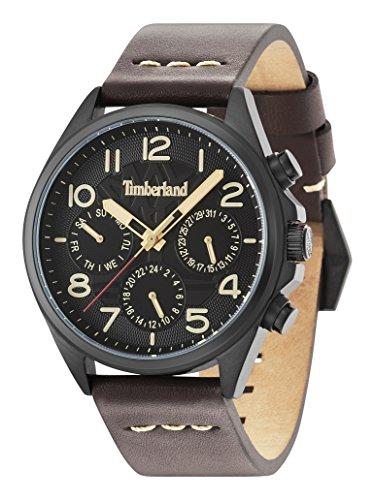 Timberland Herren-Armbanduhr Clarendon Analog Quarz TBL.94840AEU/02A zu 117,50€