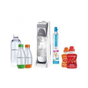 SodaStream Cool grau Super-Spar-Pack, Wassersprudler --> 45 € inkl. Versand --> statt 63 €