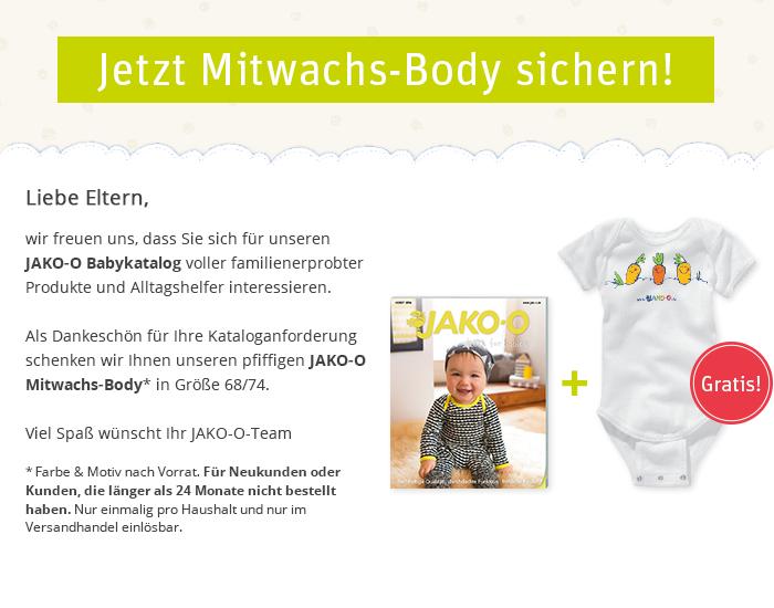 GRATIS Mitwachs-Body