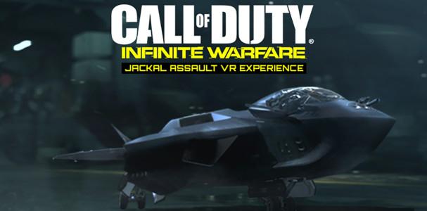 Call of Duty Infinite Warfare: Jackal Assault VR Experience kostenlos [PS4 + VR]