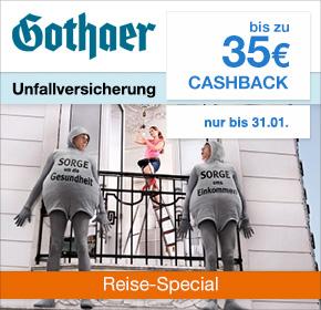 Privathaftpflicht ab eff. 1,19€/Monat durch 30€ Cashback bei Gothaer Versicherung via Shoop *UPDATE*