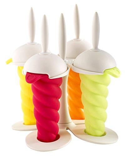 Eisförmchen Mastrad in bunt für 8,78€ bei [Amazon Prime]