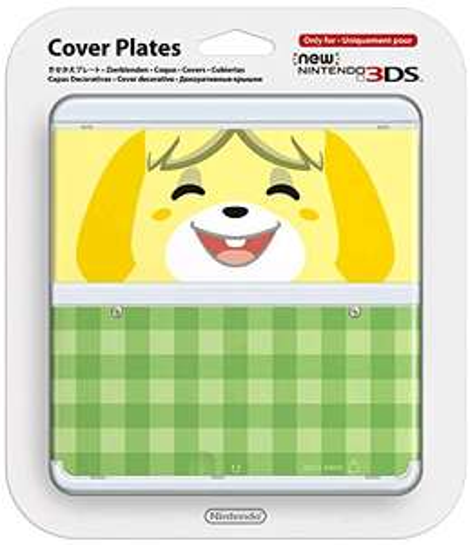 New Nintendo 3DS Zierblende 006 Melinda