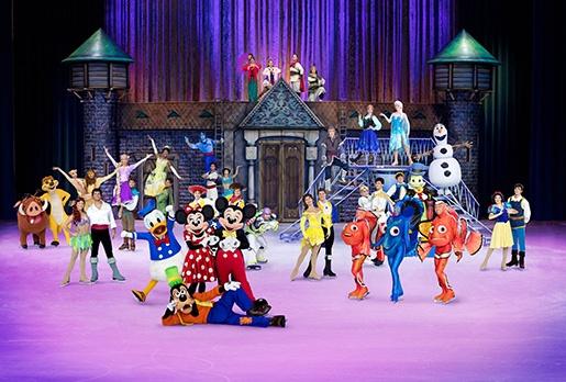 Disney on Ice, am 06.11.2016, 16:00 Uhr in der LANXESS arena für 36 € (20% sparen*)