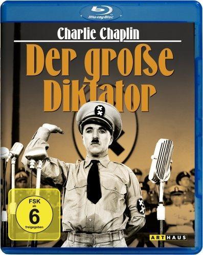 Charlie Chaplin - Der große Diktator [Blu-ray] für 7,12€ inkl.VSK @Amazon.de
