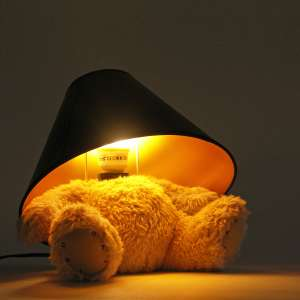 Suck UK - Teddy Bear LED Lamp [Connox]