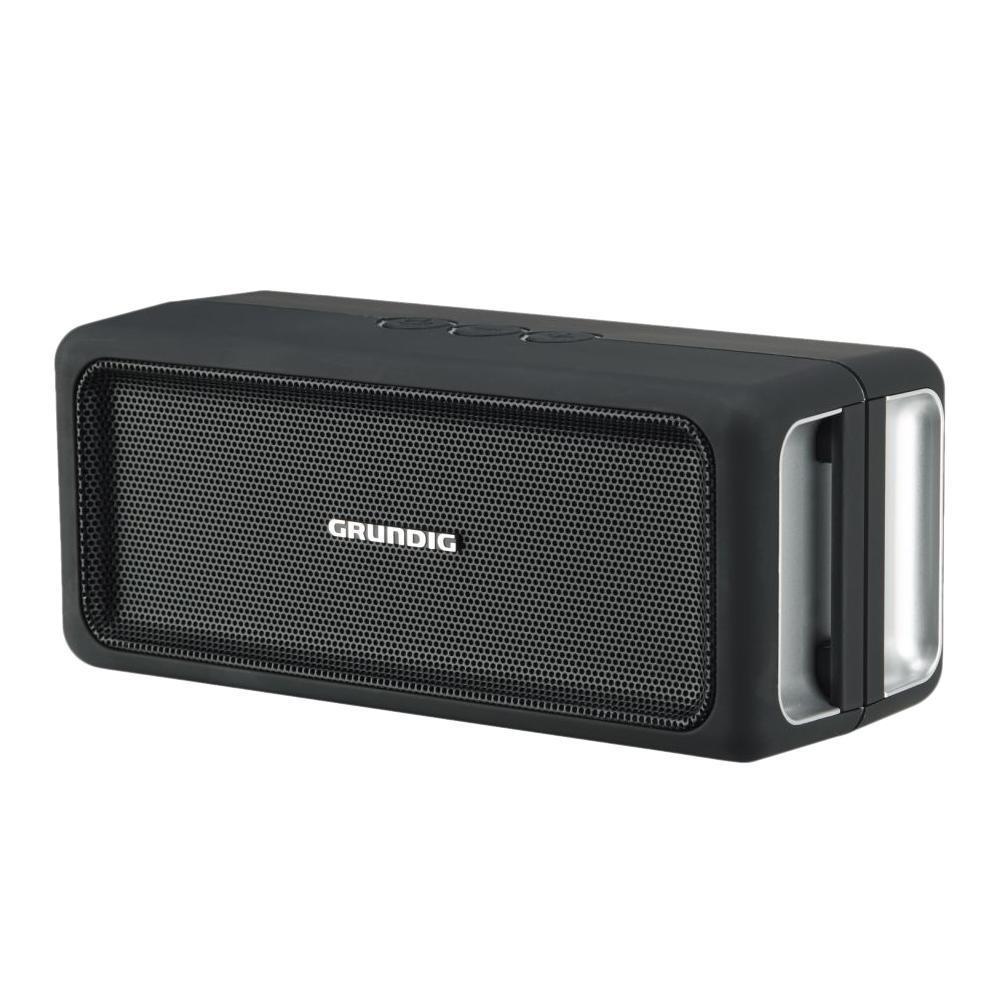 Grundig BlueBeat GSB 120 Schw./Silber, Bluetooth-Lautsprecher  UVP EUR 119,00